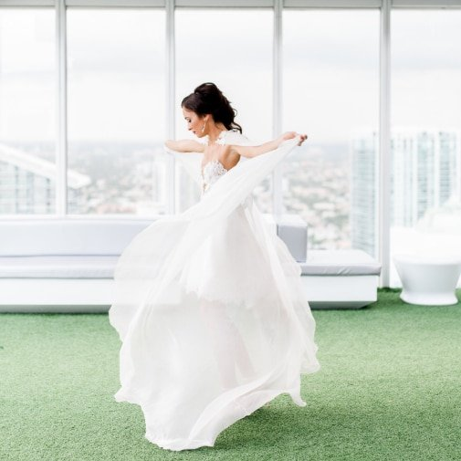 Miami Bridal Stylist
