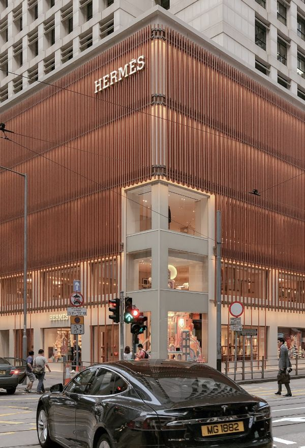 future of luxury and retail properties